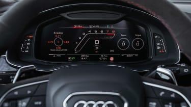 Audi RS Q8 - dials