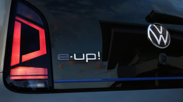 Volkswagen e-up! - brake light