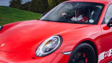 Porsche 911 British Legends Edition Richard Attwood 911