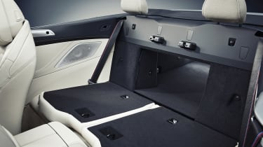 BMW 8 Series Convertible - boot hatch