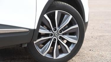 Renault Kadjar - wheel detail