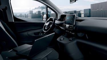 Peugeot Partner - dash