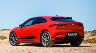 Jaguar I-Pace - rear static