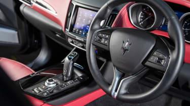 Maserati Levante GranLusso - cabin