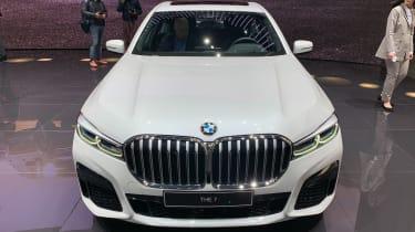 BMW 7 Series facelift - Geneva full front