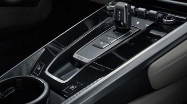 Porsche 911 - transmission