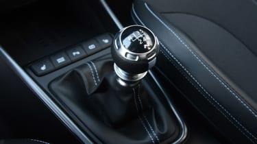 Hyundai i20 N - transmission
