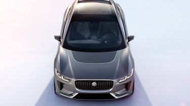 Jaguar I-Pace - studio full front