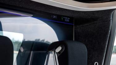 Volkswagen Sedric - interior detail