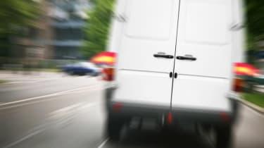 Emergency braking picture