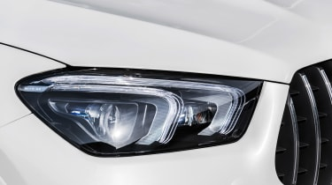 Mercedes-AMG GLE 63 S Coupe - front light