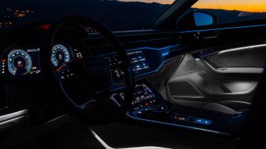 Audi A6 - cabin