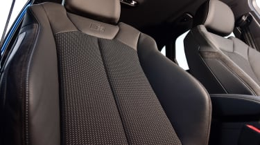 Audi Q3 - seat detail
