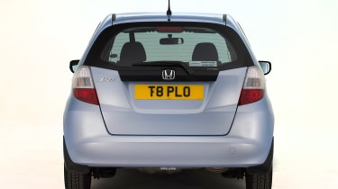 Used Honda Jazz - full rear