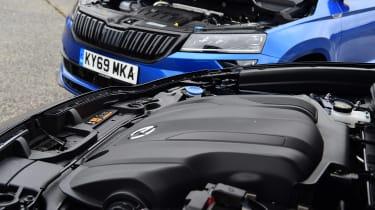Mazda CX-30 vs Skoda Karoq - engines