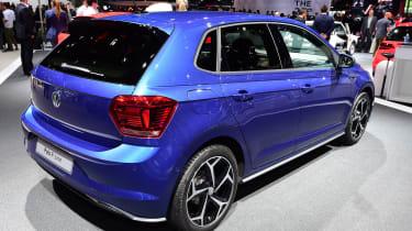 Frankfurt - VW Polo - rear