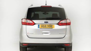 Ford C-MAX (used) - full rear