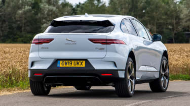 Jaguar I-Pace - rear cornering