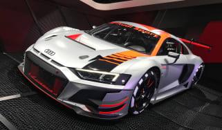 Audi R8 LMS GT3 - Paris front