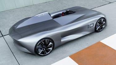 Infiniti Prototype 10 Speedster - rear
