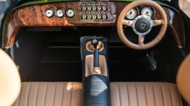 Caterham Signature 420S - interior