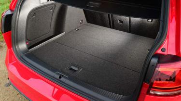 Volkswagen Golf R Estate boot