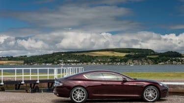 Aston Martin Rapide S 2014 side