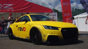 Revo Audi TTRS
