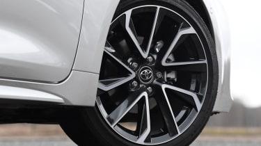toyota corolla alloy wheel