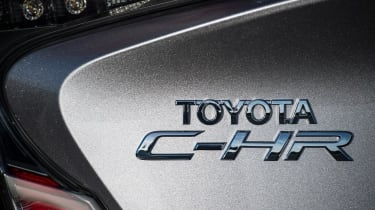 Toyota C-HR - C-HR badge