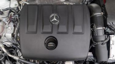 Mercedes A-Class - engine