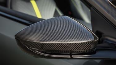 Aston Martin DB11 AMR - wing mirror