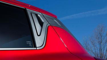 New Suzuki Swift 2017 - rear door handle