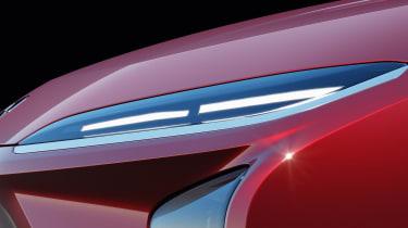 NIO ES6 - headlight
