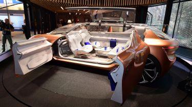 Renault Symbioz concept - Frankfurt interior