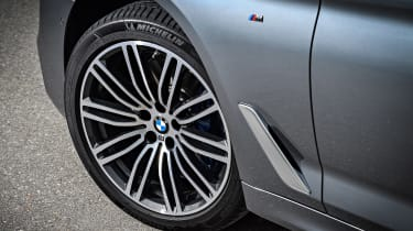 BMW 530d Touring - wheel