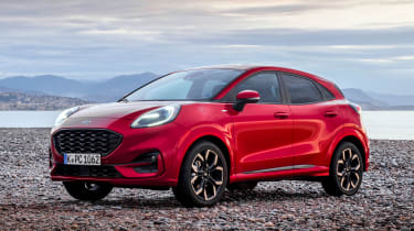 Ford Puma - front static
