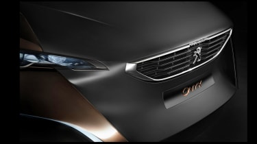 Peugeot Onyx grille