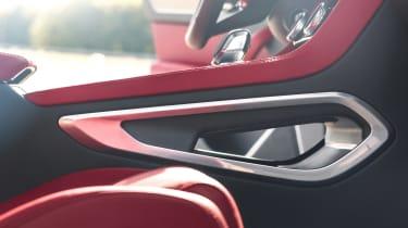 Jaguar F-Pace P400 - interior detail