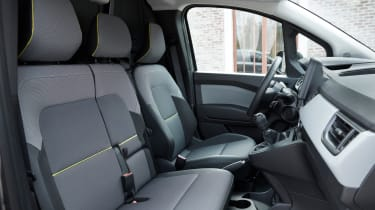 Renault Kangoo Van - interior