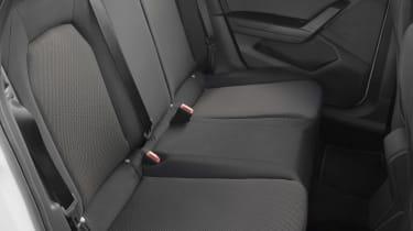 New SEAT Arona 1.6 TDI - rear seats