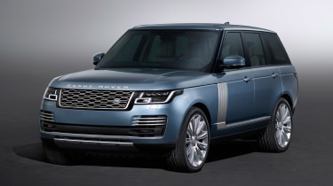 Updated Range Rover - front static
