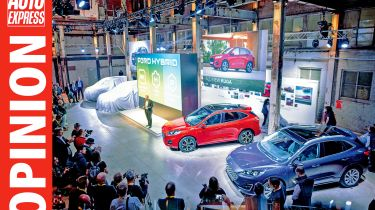 Opinion - Ford Go Further
