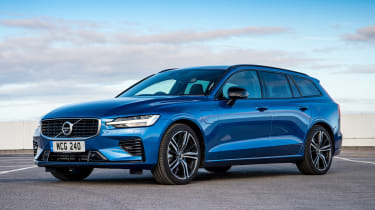 Volvo V60 T8 Twin Engine - front static