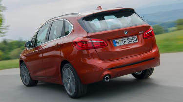 BMW 2 Series Active Tourer facelift - rear
