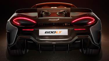McLaren 600LT - rear
