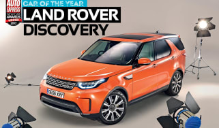 Car of the Year 2017 - Land Rover Discovery