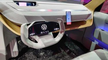 Volkswagen ID. Life - Munich dash