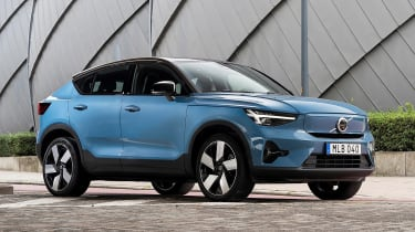 Volvo C40 Recharge - front static