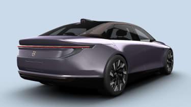 Byton K-Byte Concept - rear